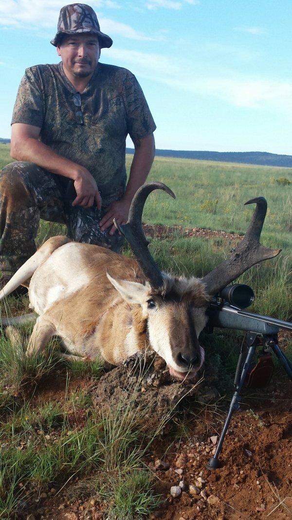 Opening day antelope s...