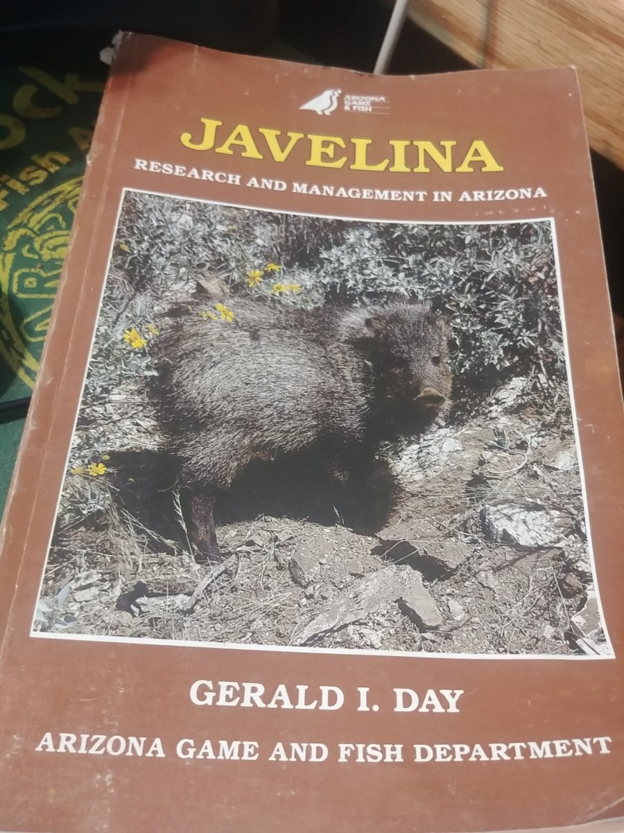 Gerald Day Javelina Research and Management in Arizona.jpg