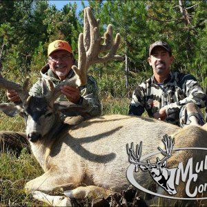 2014 Colorado Governor's Tag Mule Deer Hunt - Muley Connection
