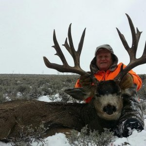 "244"" Colorado Mule Deer Hunt - Guinn Crousen - Muley Connection"