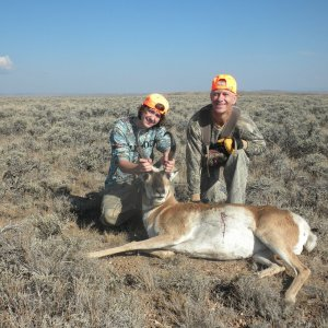Devan's Wyoming Buck