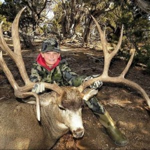 Young Hunter's Monster Muleys