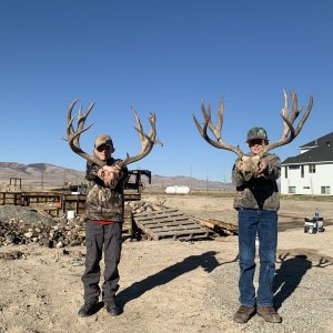Couple Monster Muleys