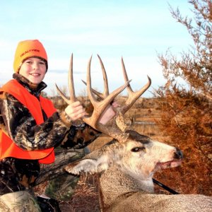 Nebraska Mule Deer Hunts