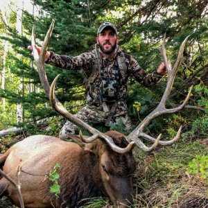 Rocky Mountain Ranches Elk Hunting