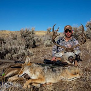 Rocky Mountain Ranches Mule Deer Hunting