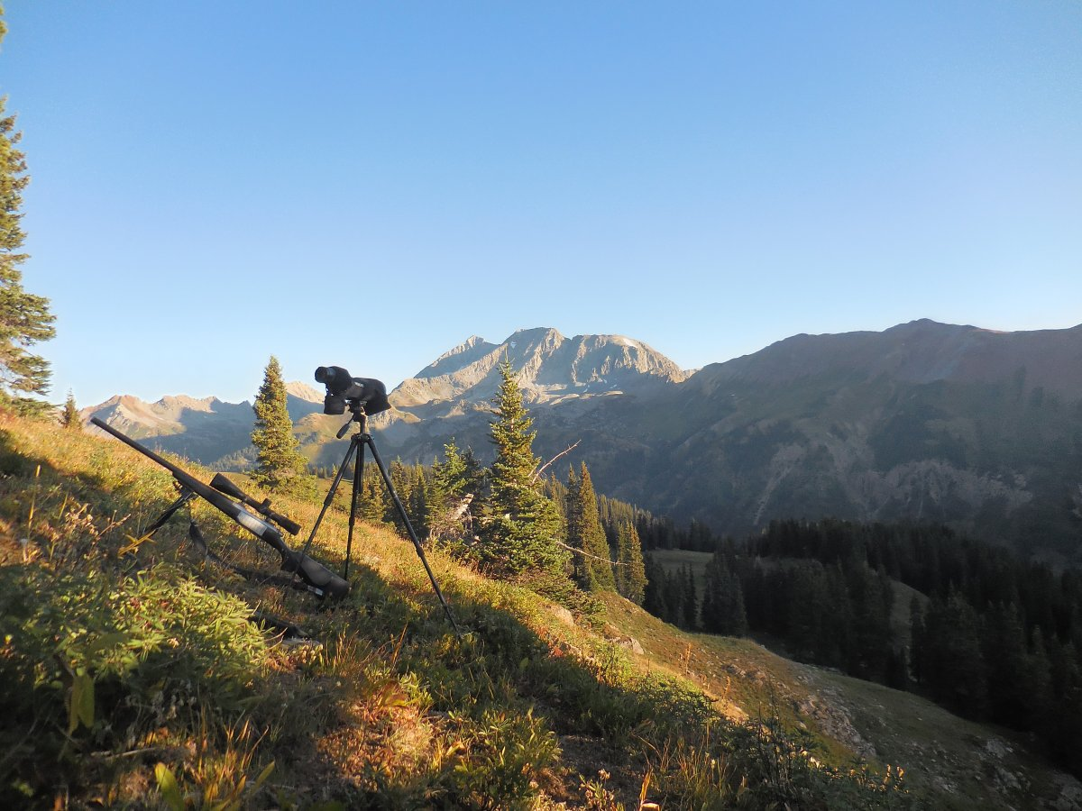 Hunting the Colorado High Country